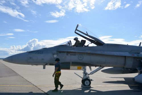 small resolution of thanks to some questionable planning canada will fly the same f 18 jets for 50 years