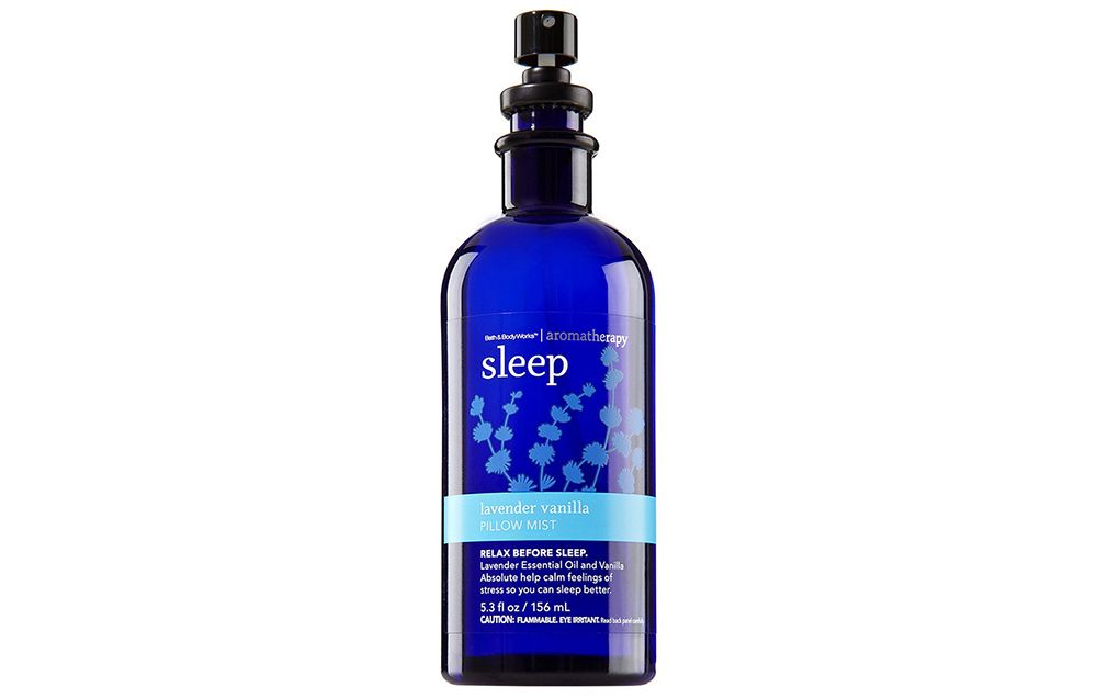 aromatherapy pillow mists for better