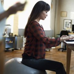 Chair Stand Test Elderly Black And White Dining Room Chairs The Sit That Predicts Longevity Prevention Should You Swap Your For An Exercise Ball
