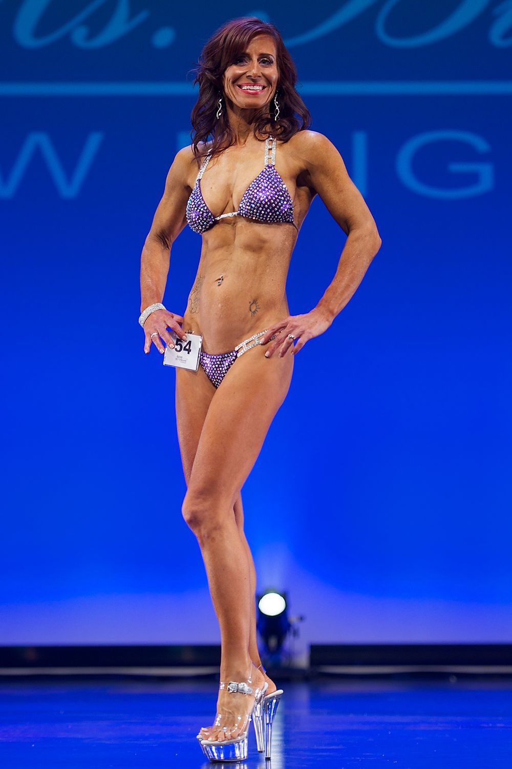 Older Fitness Models : older, fitness, models, Shape, First, Fitness, Competition, Prevention