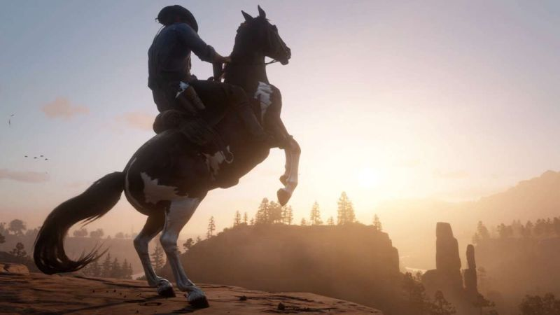 The Only Part of 'Red Dead Redemption 2' That Matters Is My Horse 1