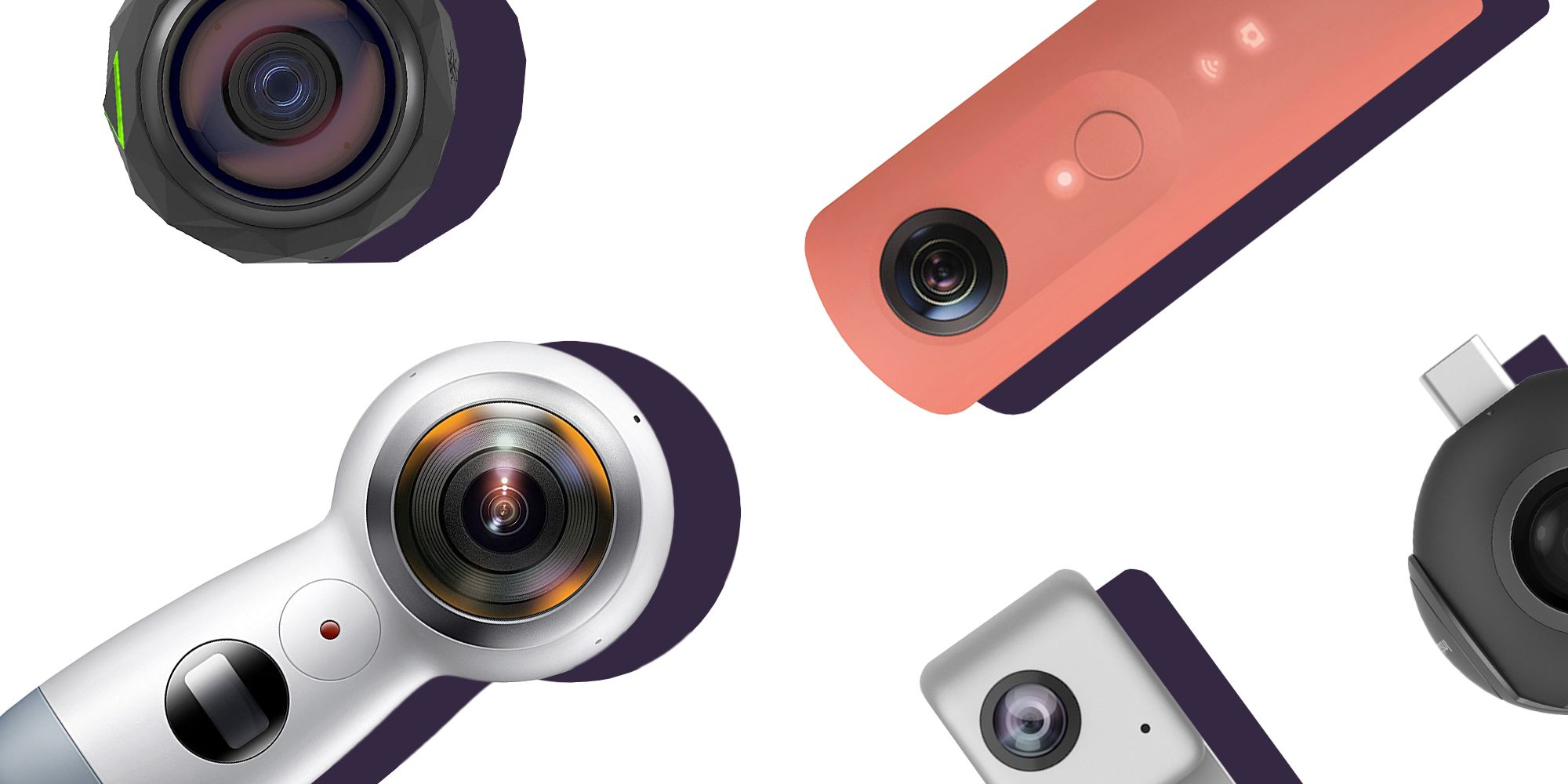 The 9 Best 360 Degree Cameras for Capturing Everything - 360 Camera Reviews 2018