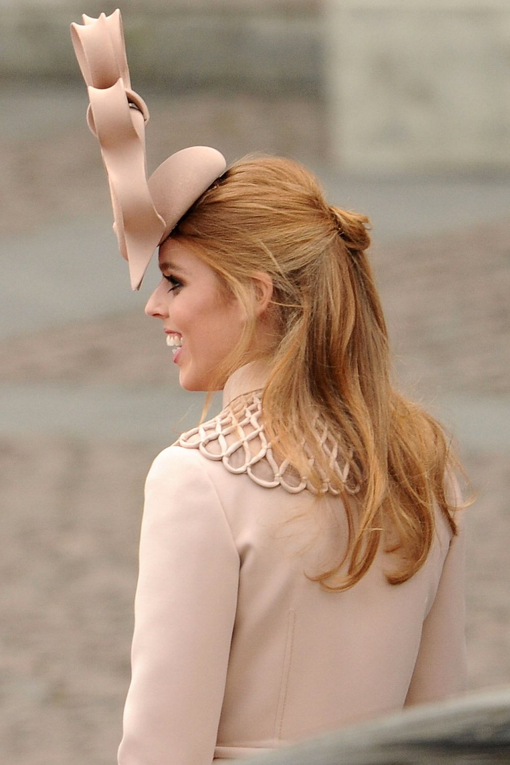 royal wedding guests hairstyles