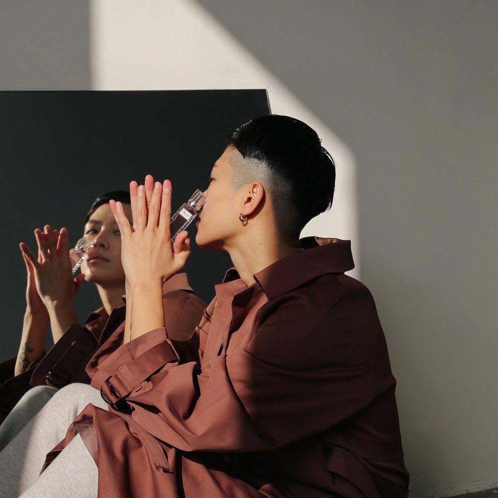 「伴侶是最可貴的鏡子。讓彼此學習成為更理想和更完整的人。」余惟與YIN的幸福樣貌。如同全新Miss Dior呈現 ...