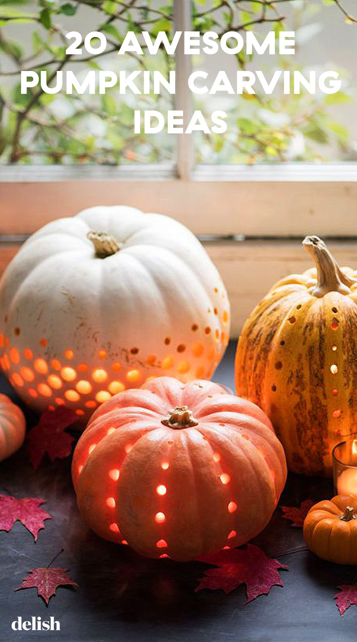 30 Creative Halloween Pumpkin Carving Ideas Awesome Jack