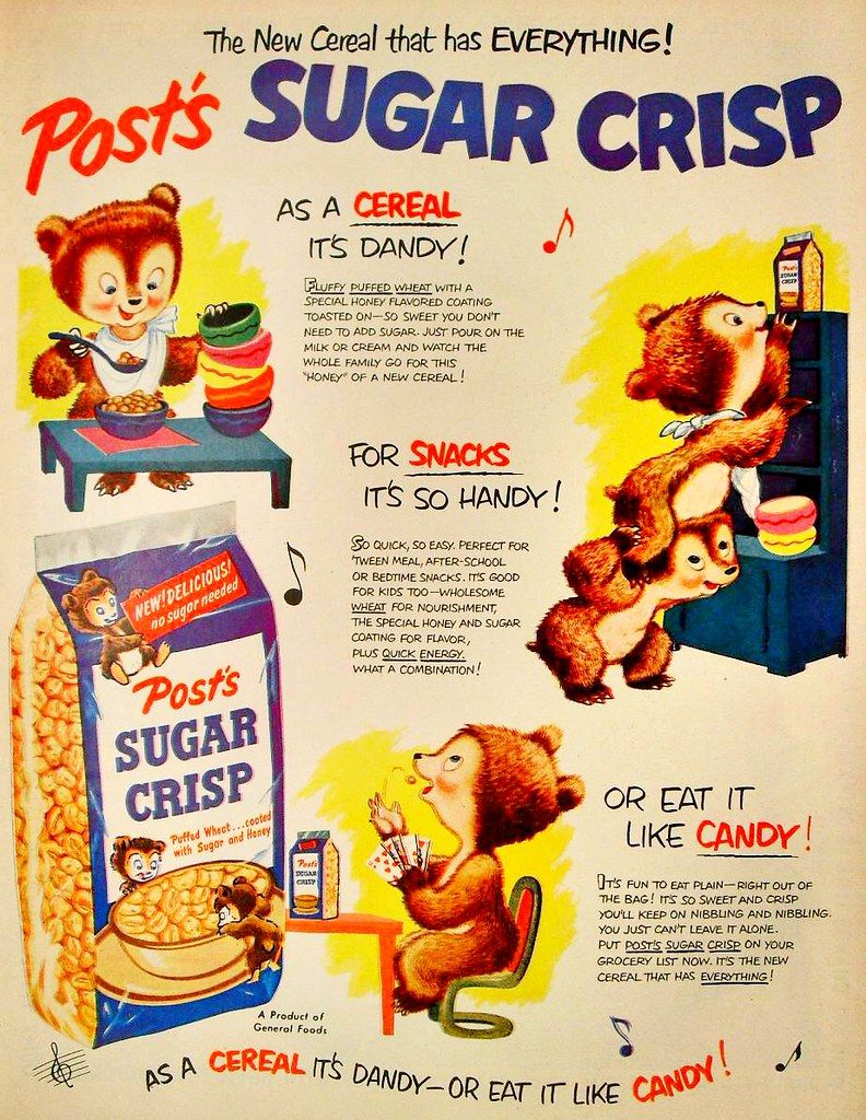 history of cereal most