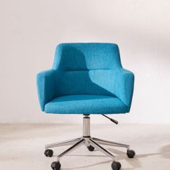 Turquoise Office Chair Designer Covers To Go Croydon 10 Stylish Chairs Modern Comfortable Swivel Desk Ideas Image Courtesy Andrew Adjustable