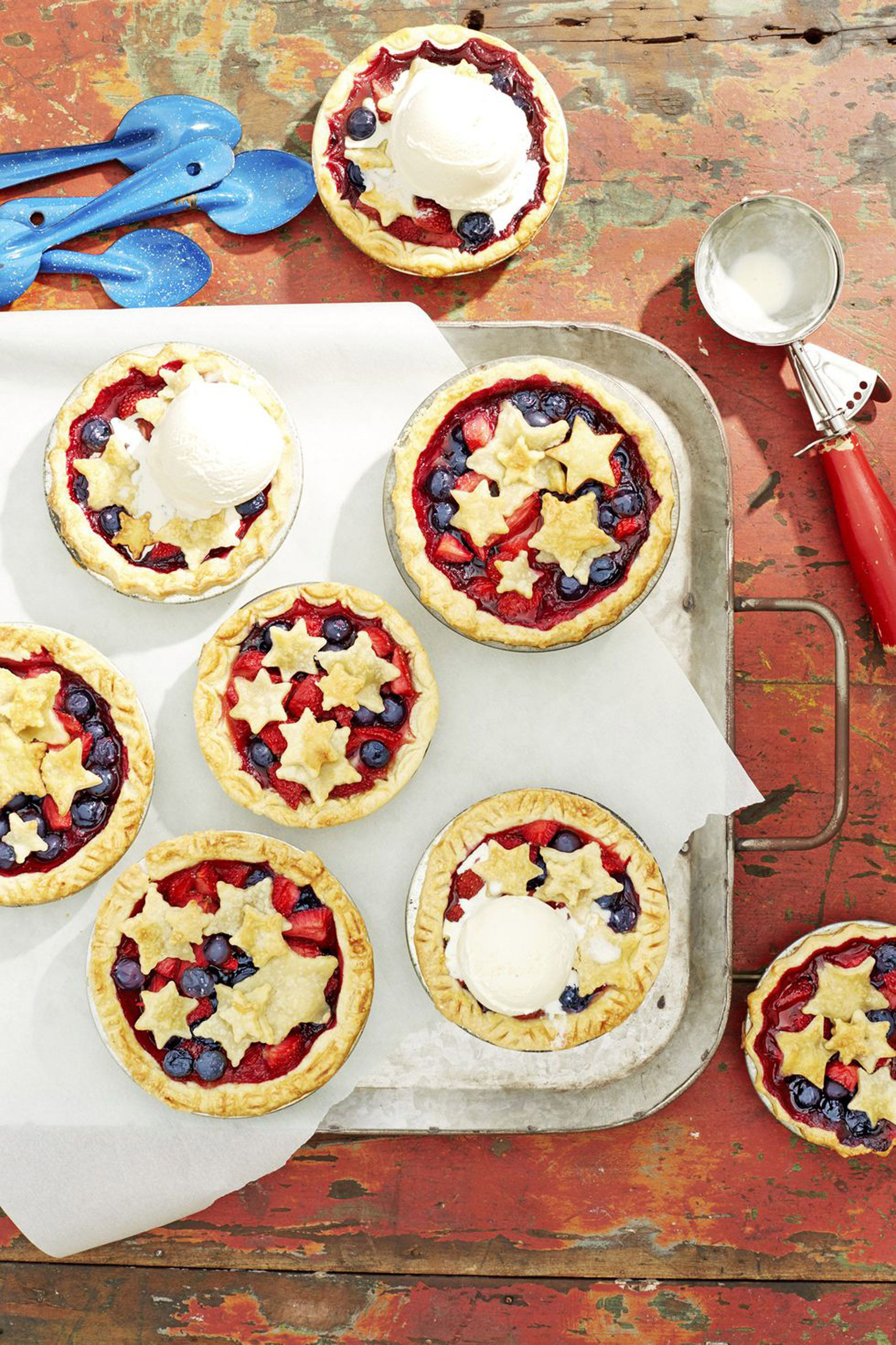 40 Patriotic 4th of July Desserts Easy Recipes for