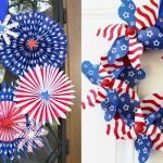 22 Diy 4th Of July Wreaths How To Make A Patriotic Wreath