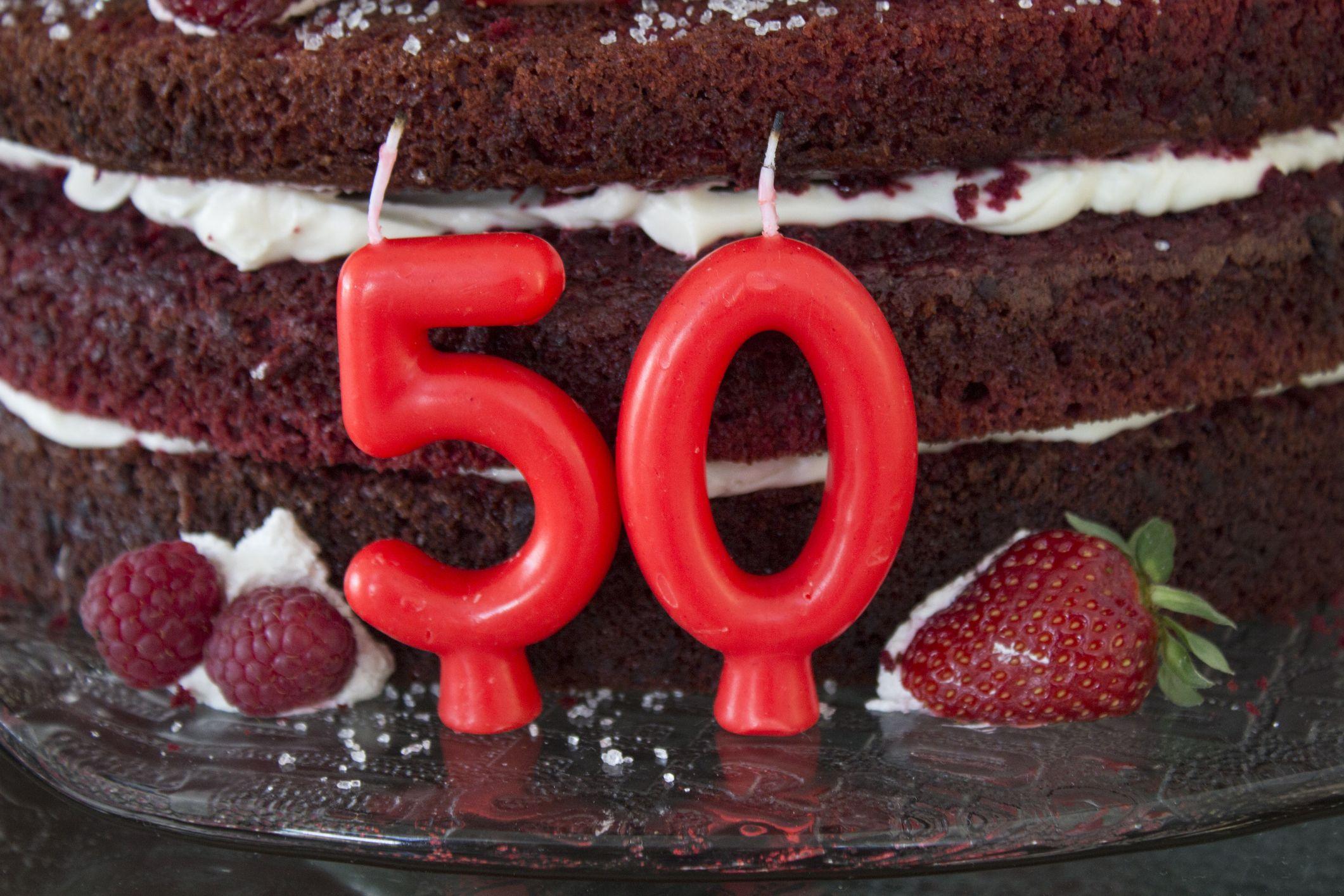 20 best 50th birthday
