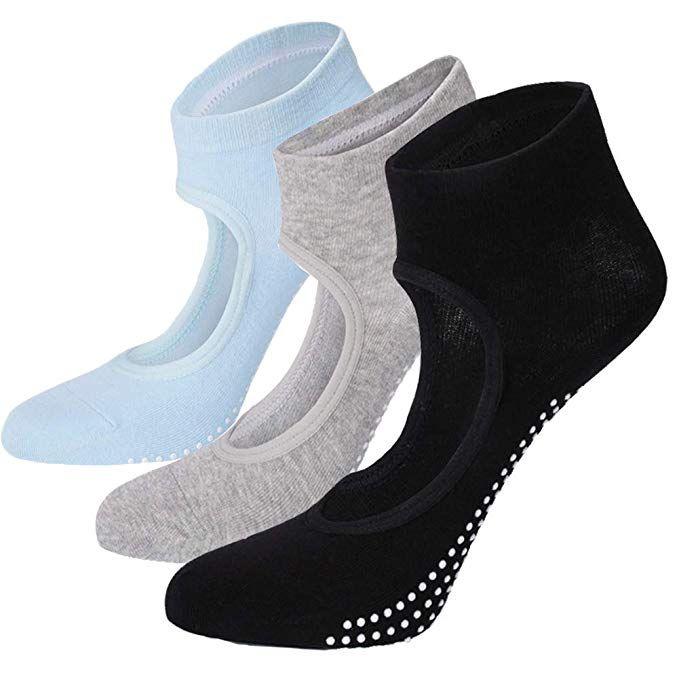 calcetines antideslizantes entrenamiento amazon