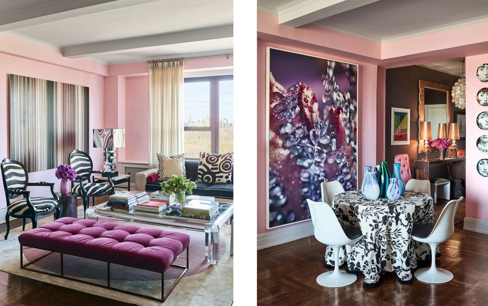 best living room wall colours simple elegant decor 25 purple decorating ideas how to use walls rooms