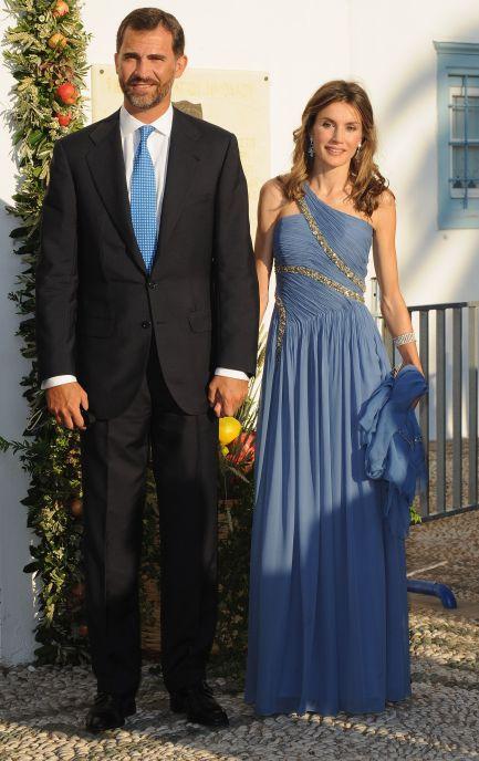 Perempuan biasa menikahi anggota keluarga kerajaan: Letizia Ortiz Rocasolano