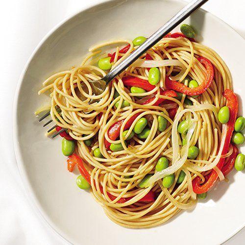 Loaded Spaghetti