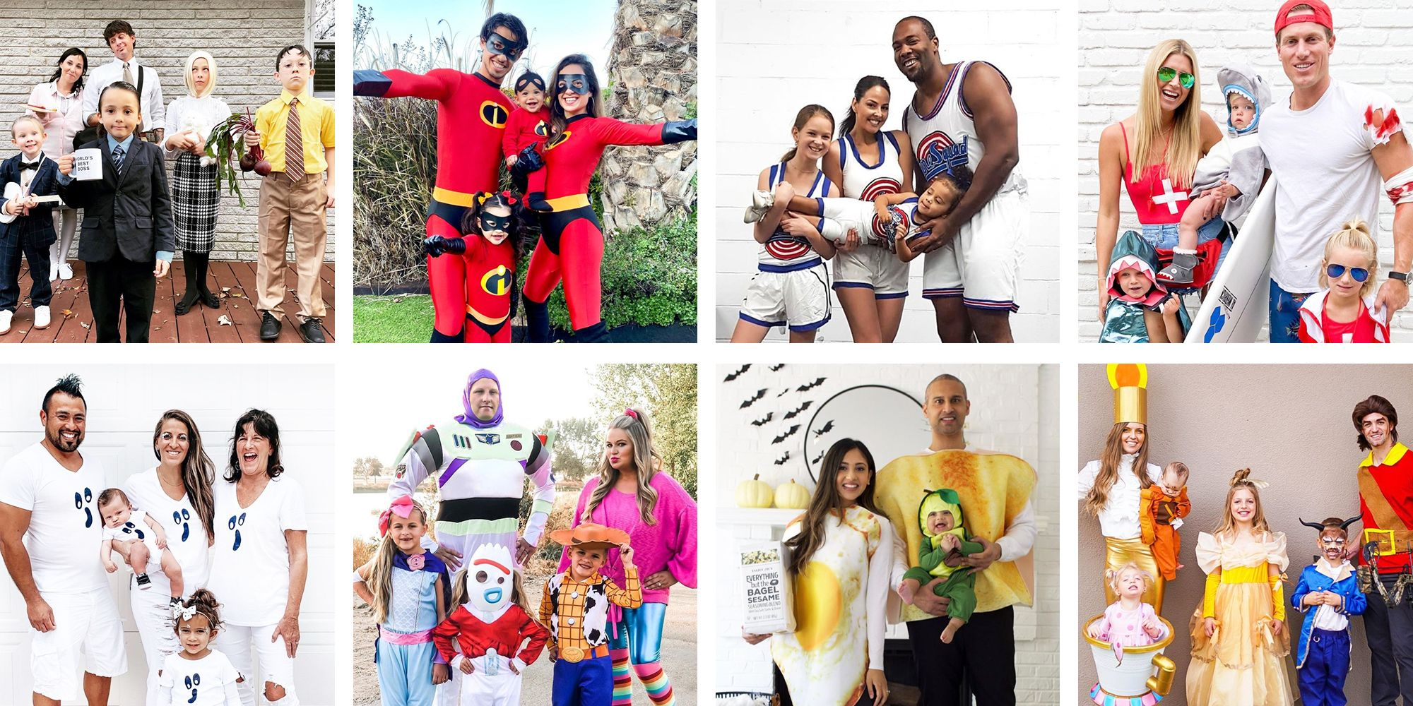As you start to plan your family, it's natural to ponder what that might look like. 35 Best Family Halloween Costumes 2021