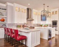 Kitchen Peninsula With Seating And Storage   Wow Blog