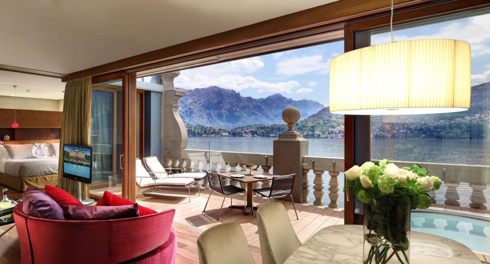 30 Grand Hotel Tremezzo, Lake Como, Italy