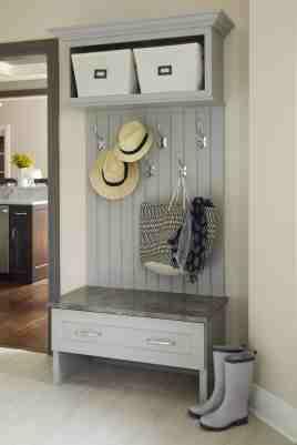 27 Smart Mudroom Ideas Stylish Mudroom Benches Storage