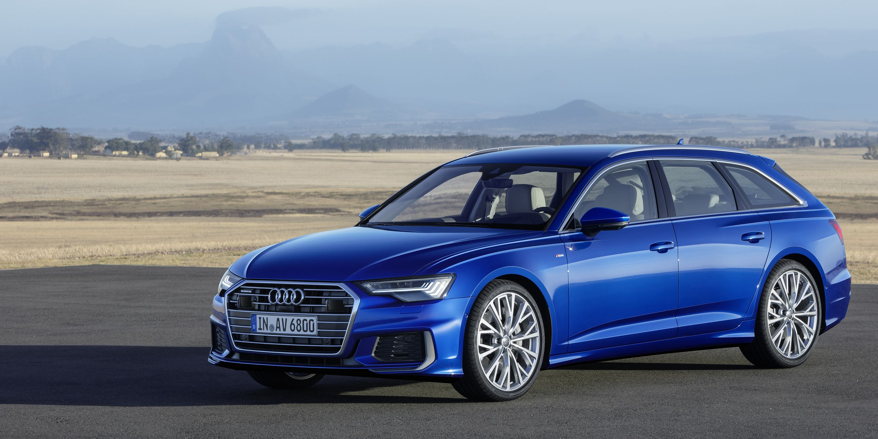 2019 Audi A6 Avant Is Beautiful Even If It Wont Come To