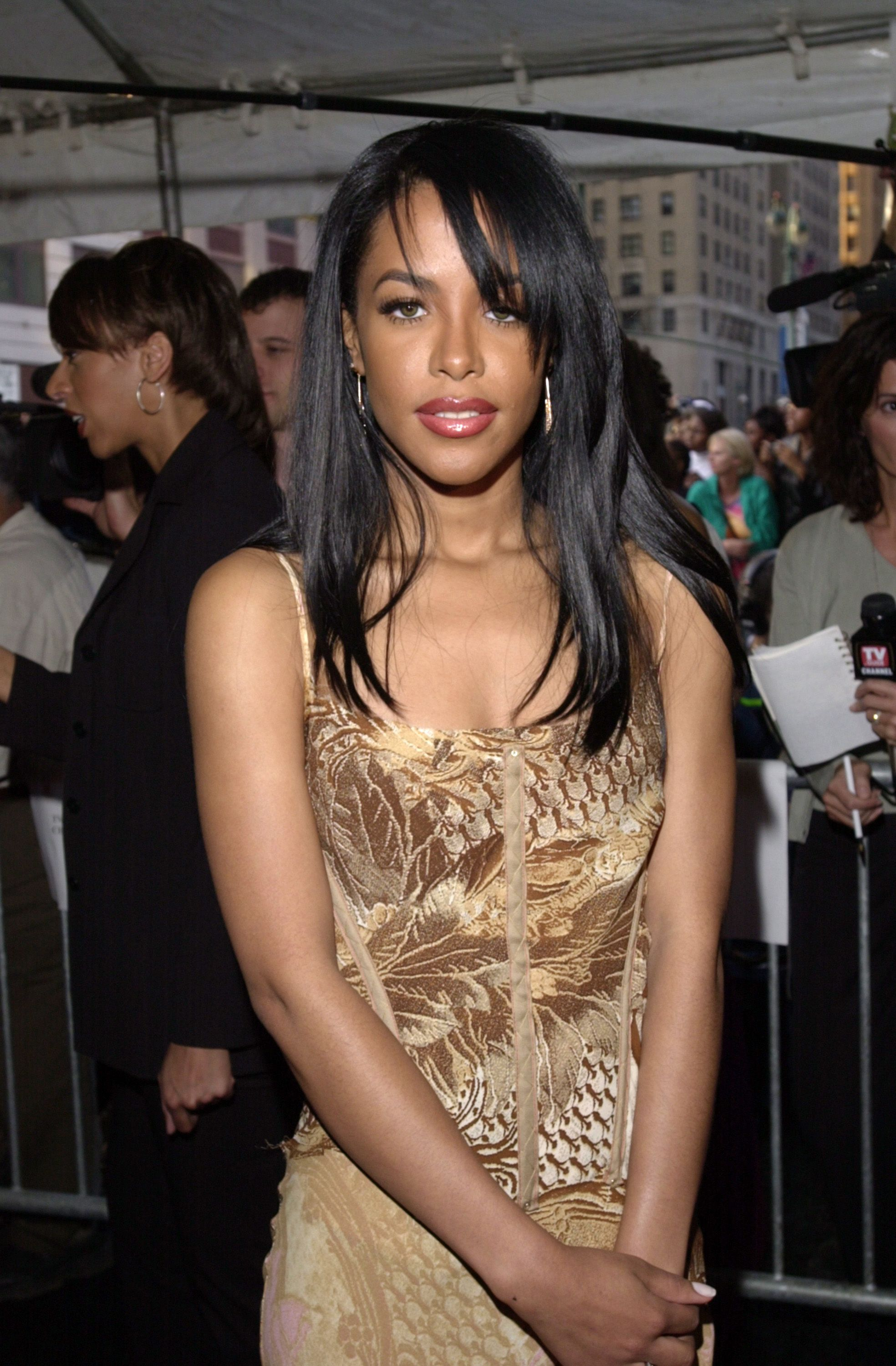 Aaliyah Hairstyle : aaliyah, hairstyle, Facts, About, Aaliyah, Aaliyah's, Secret, Moments