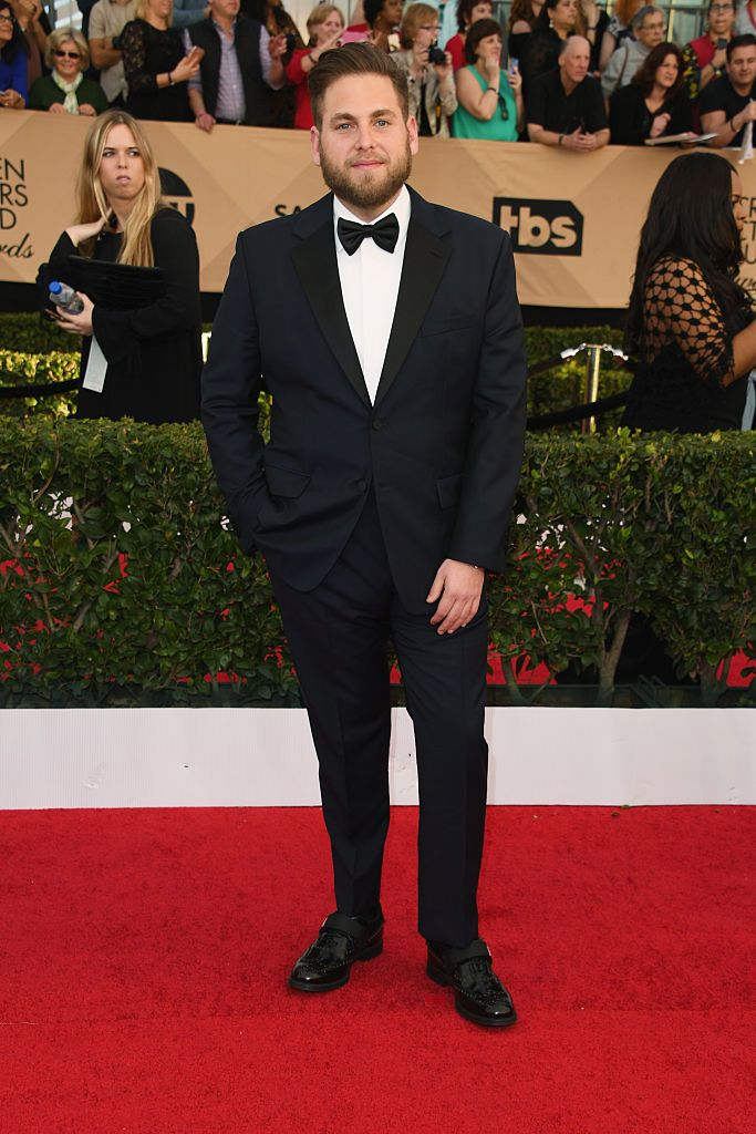 Jonah Hill Before And After : jonah, before, after, Jonah, Opens, About, Weight, Loss,, Image, Struggles, Ellen