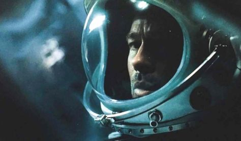 Brad Pitt in James Gray's Ad Astra recensie