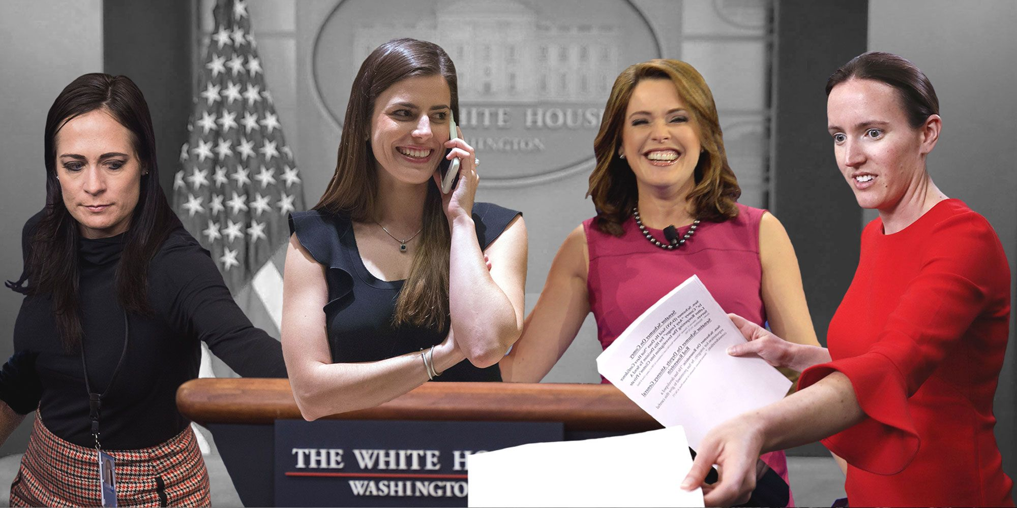 All The White House Women You Havent Heard Of