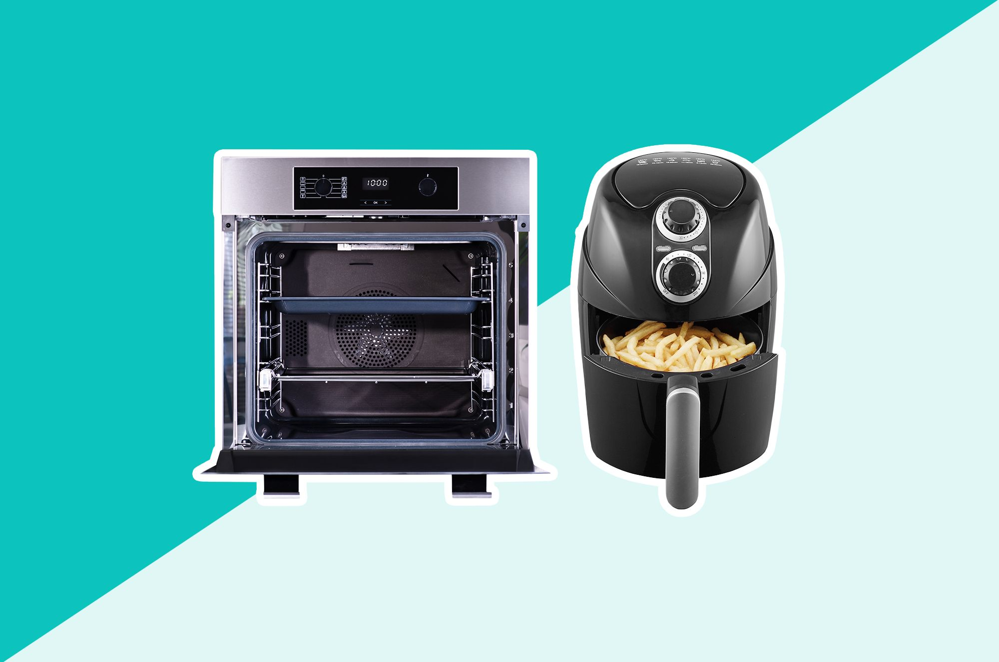 Air Fryer Vs Convection Oven The Difference Between Air Fryers And Convection Ovens