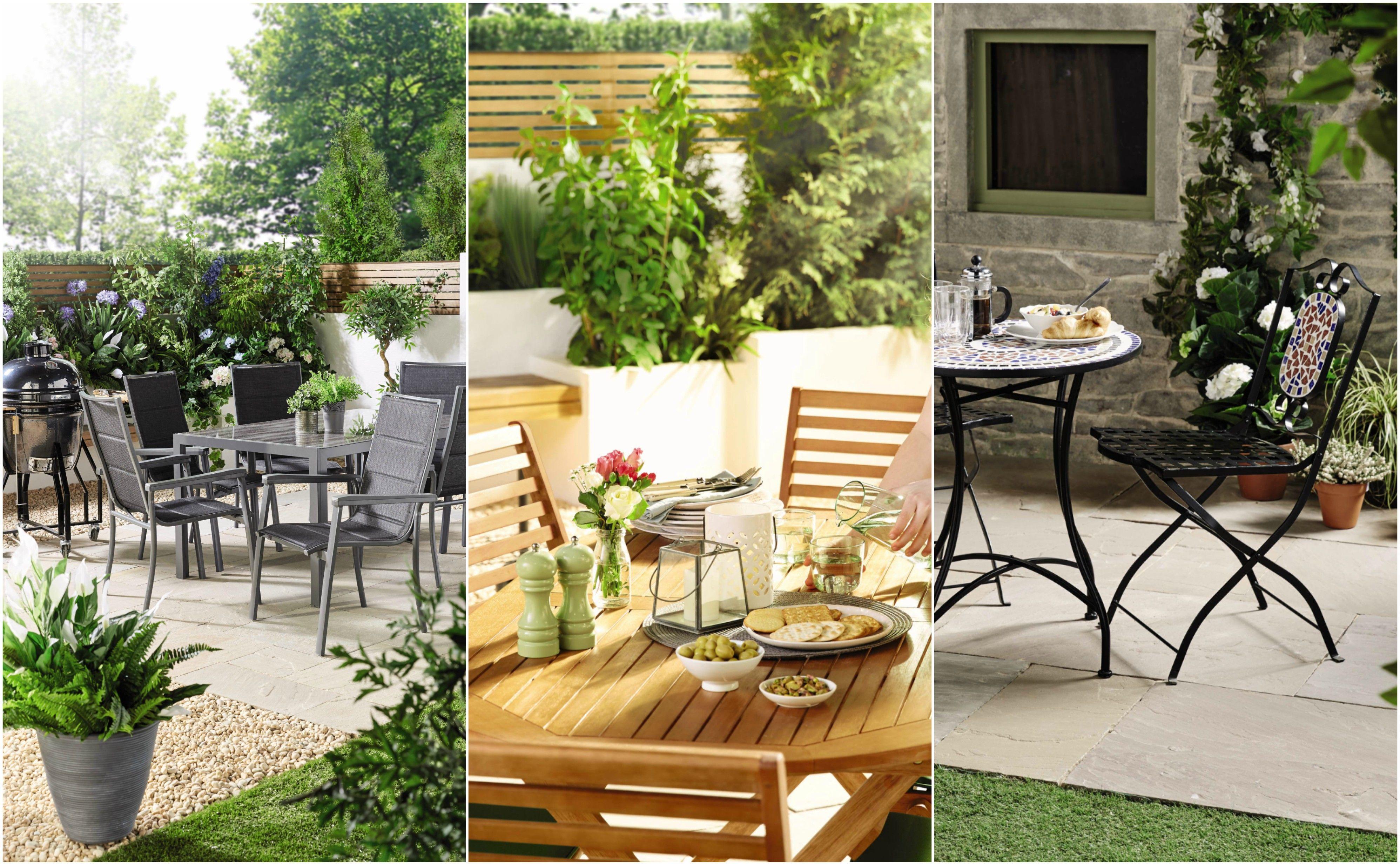 value garden furniture sets