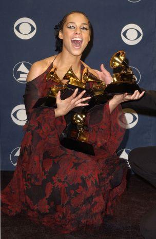 How Many Grammys Does Alicia Keys Have? - Alicia Keys Grammy Award Wins