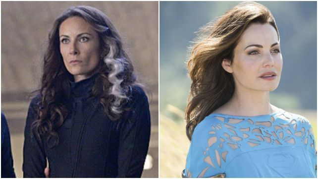 A major recasting in The Supergirl happened in season 3 when Laura Benanti was replaced by Erica Durance as she had to leave the show due to her Broadway Schedule.