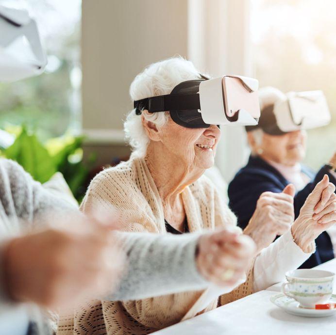 alzheimer's - virtual reality