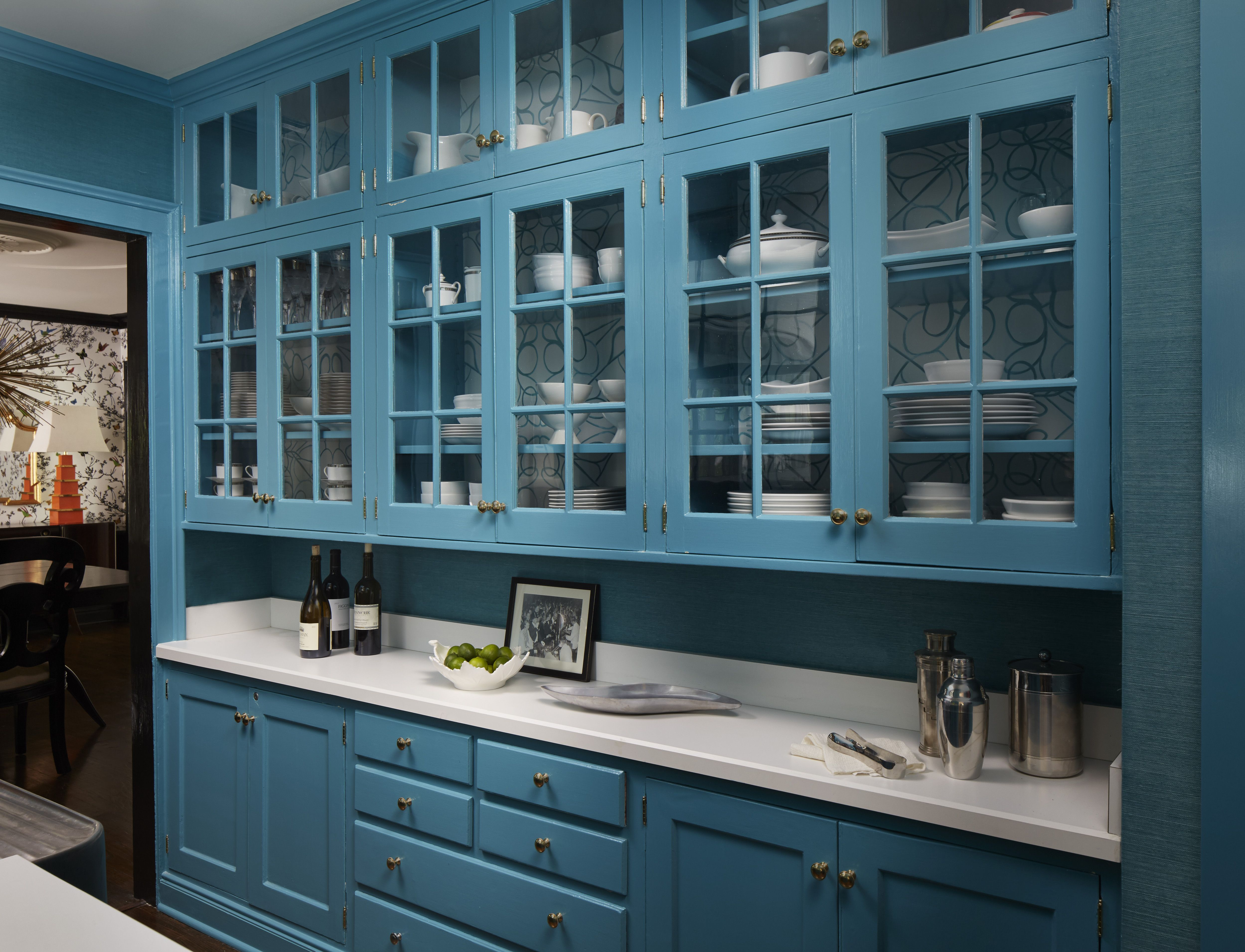 rolling island for kitchen cabinet door replacement lowes 36 chic butlers pantry ideas - what is a butler's pantry?