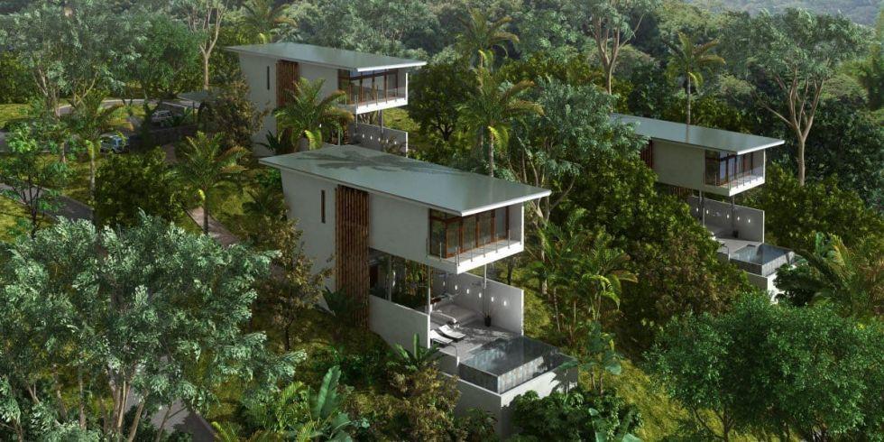 1 Bamboo Villas, Tulemar in Manuel Antonio, Costa Rica