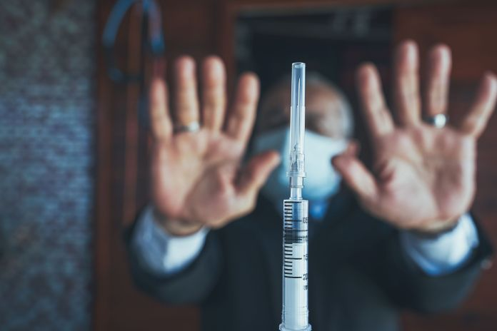 Anti-Vaxxers May Be Serving To Create Deadlier Variations Of Covid