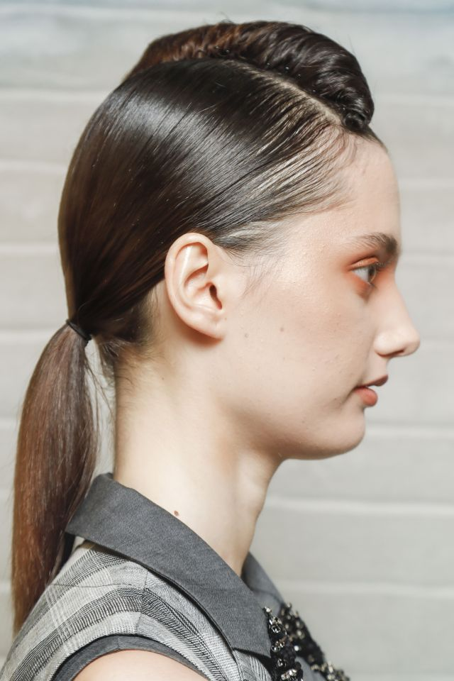 spring hair trends for 2019 - best ss19 spring runway