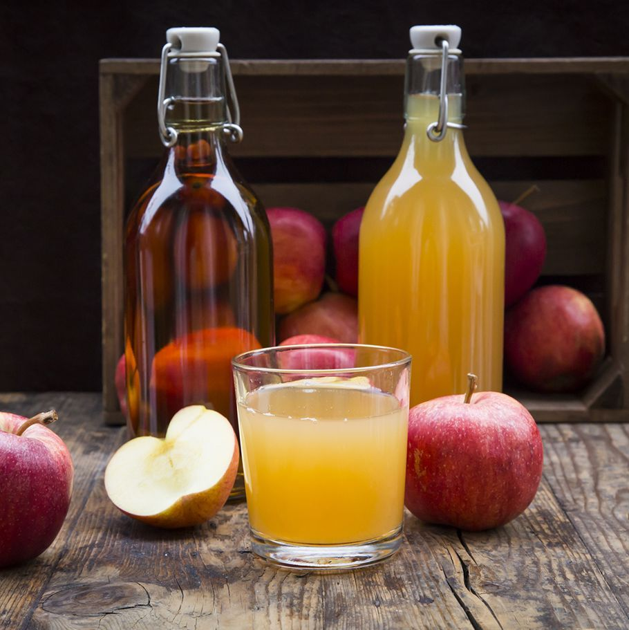 Apple Cider vs. Apple Juice - Difference Between Apple Cider and ...