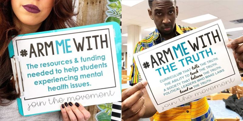 Image result for #ArmMeWith