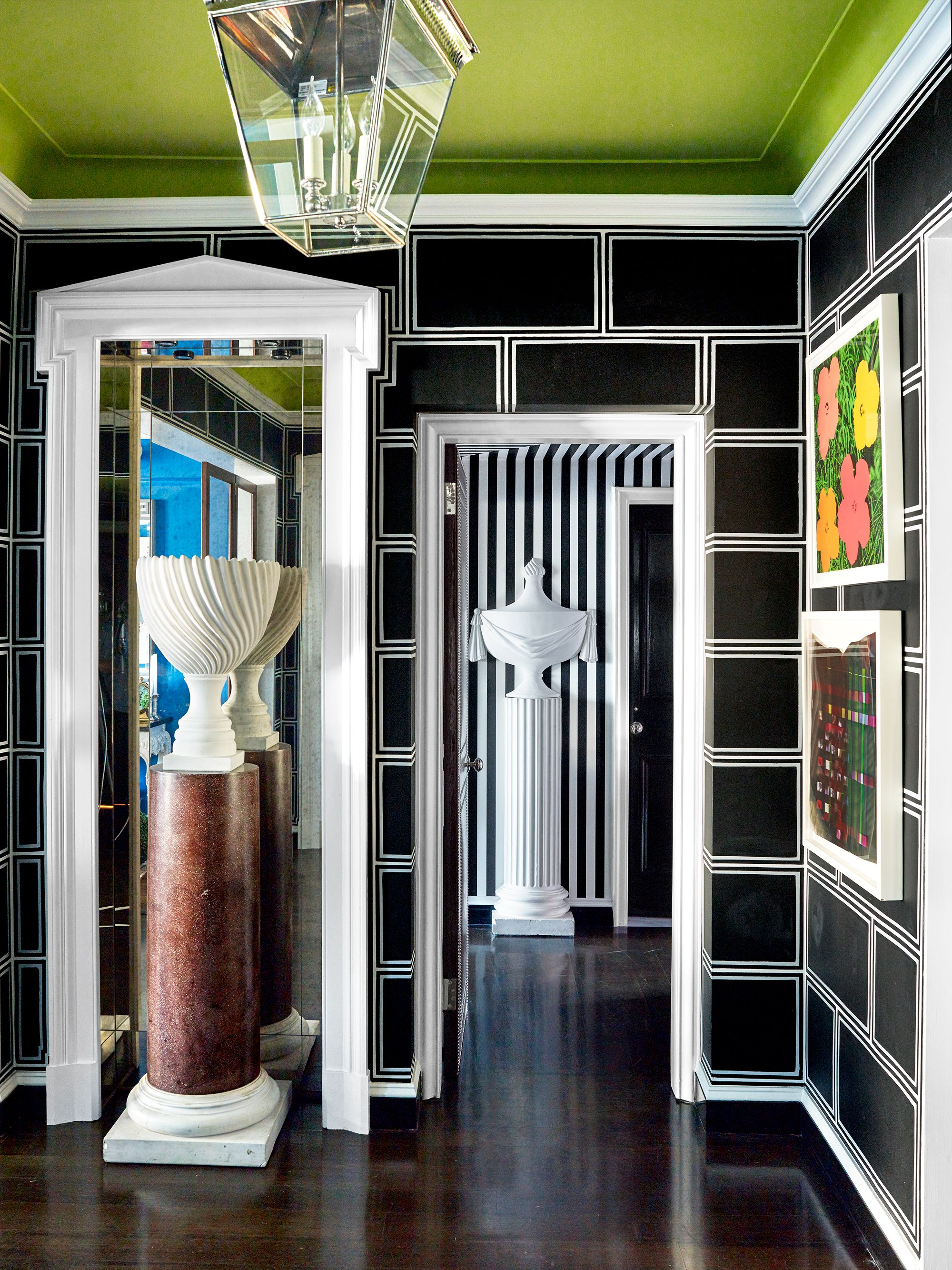 the history of art deco interior design