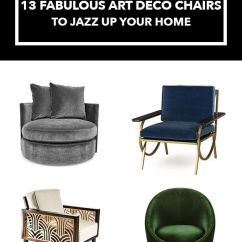 Jonathan Adler Chair Decorating For Baby Shower 13 Art Deco Chairs - Furniture