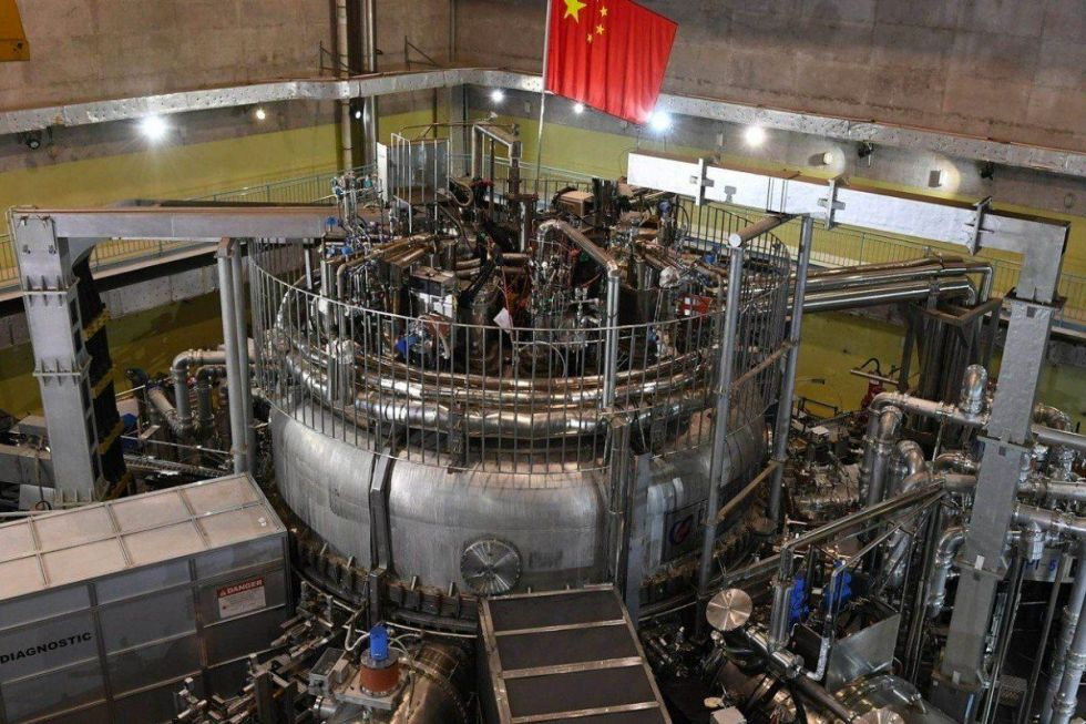 China Just Turned On Its Artificial Sun