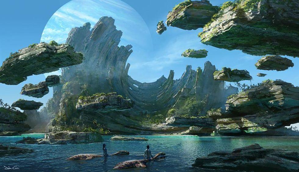 Todo sobre 'Avatar 2': el regreso a Pandora - Avatar