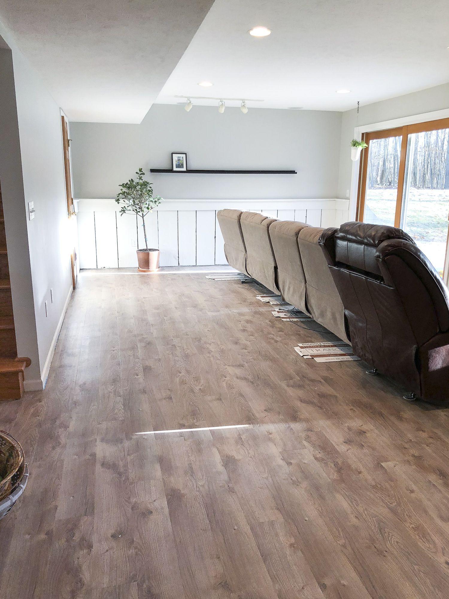 15 diy basement flooring ideas