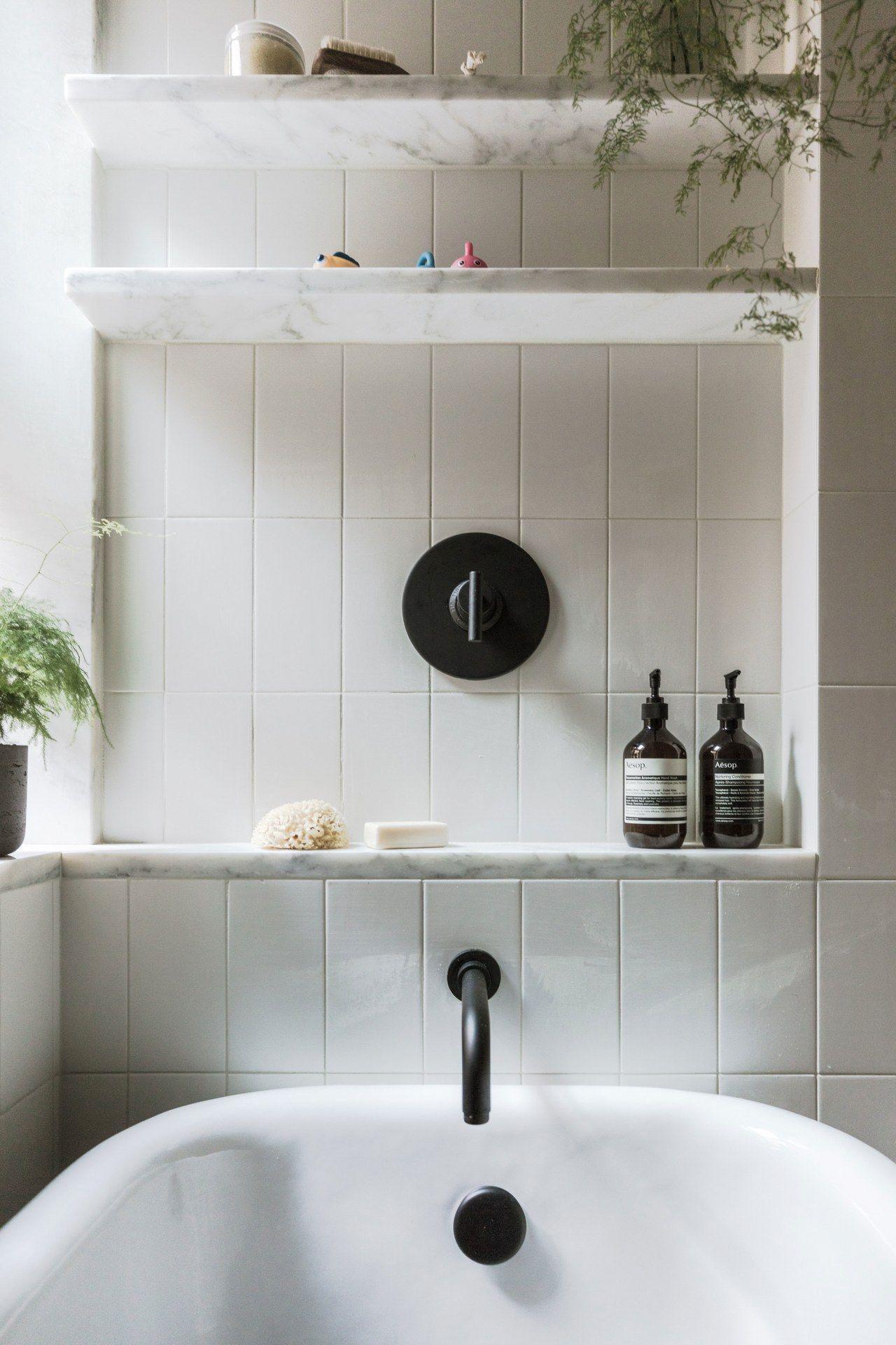 25 Stylish Bathroom Shelf Ideas The Most Clever Bathroom Storage Solutions
