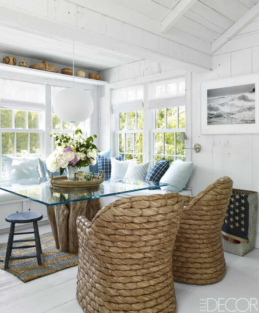 beach house decorating ideas living room gray and beige 20 gorgeous decor easy coastal design