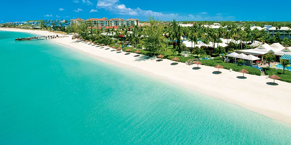 reinventing the resort beaches
