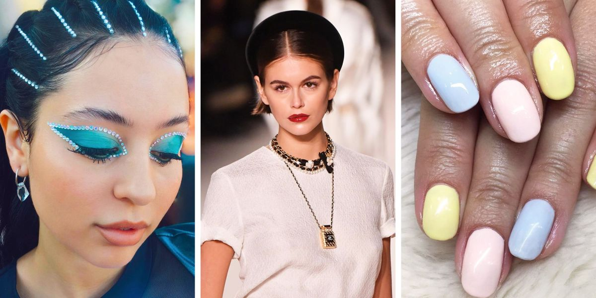 RT @ELLEmagazine: The Beauty Trends That Defined 2019