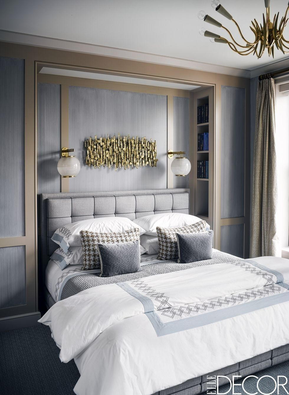 wall color for gray sofa stores liverpool 40 bedroom lighting ideas - unique lights bedrooms