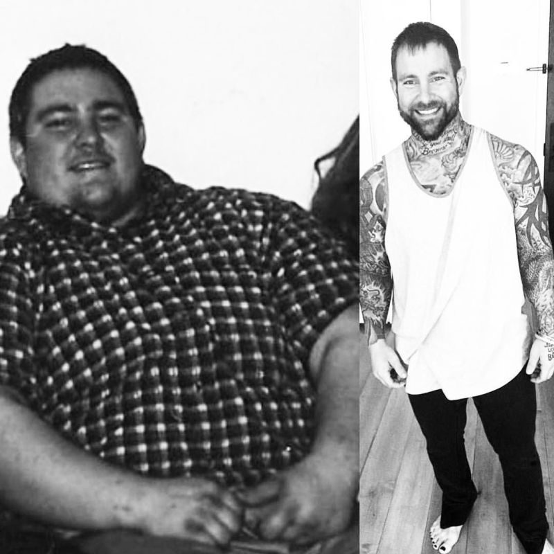 He Was Overweight and Fighting For His Life. Now He Trains Victoria's Secret Models. 1