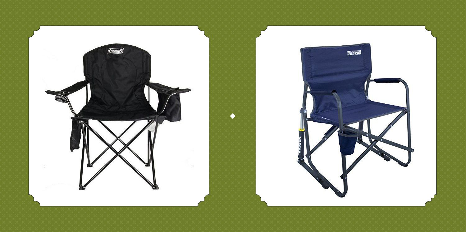 Collapsible Chair Best Camping Chairs 2019 Ideal Folding And Camp Chairs